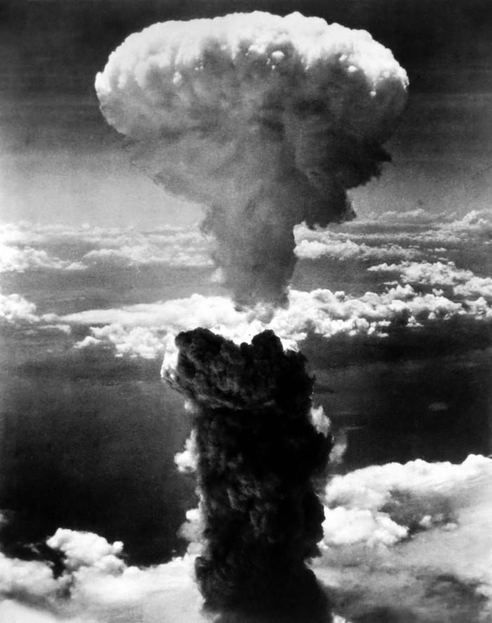 06 взрыв над Нагасаки