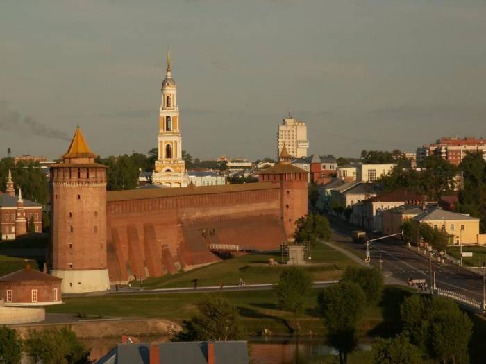 Коломна кремль