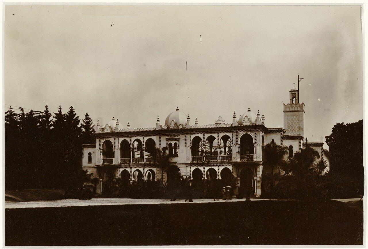1894. Всемирная выставка. Алжирский павильон