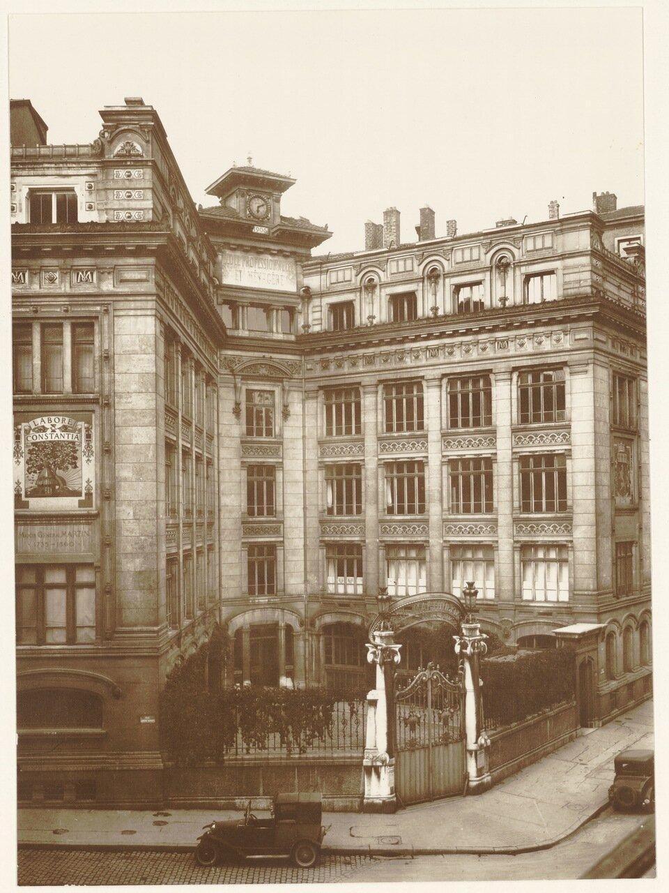 1920. Лицей Ла Мартиньер