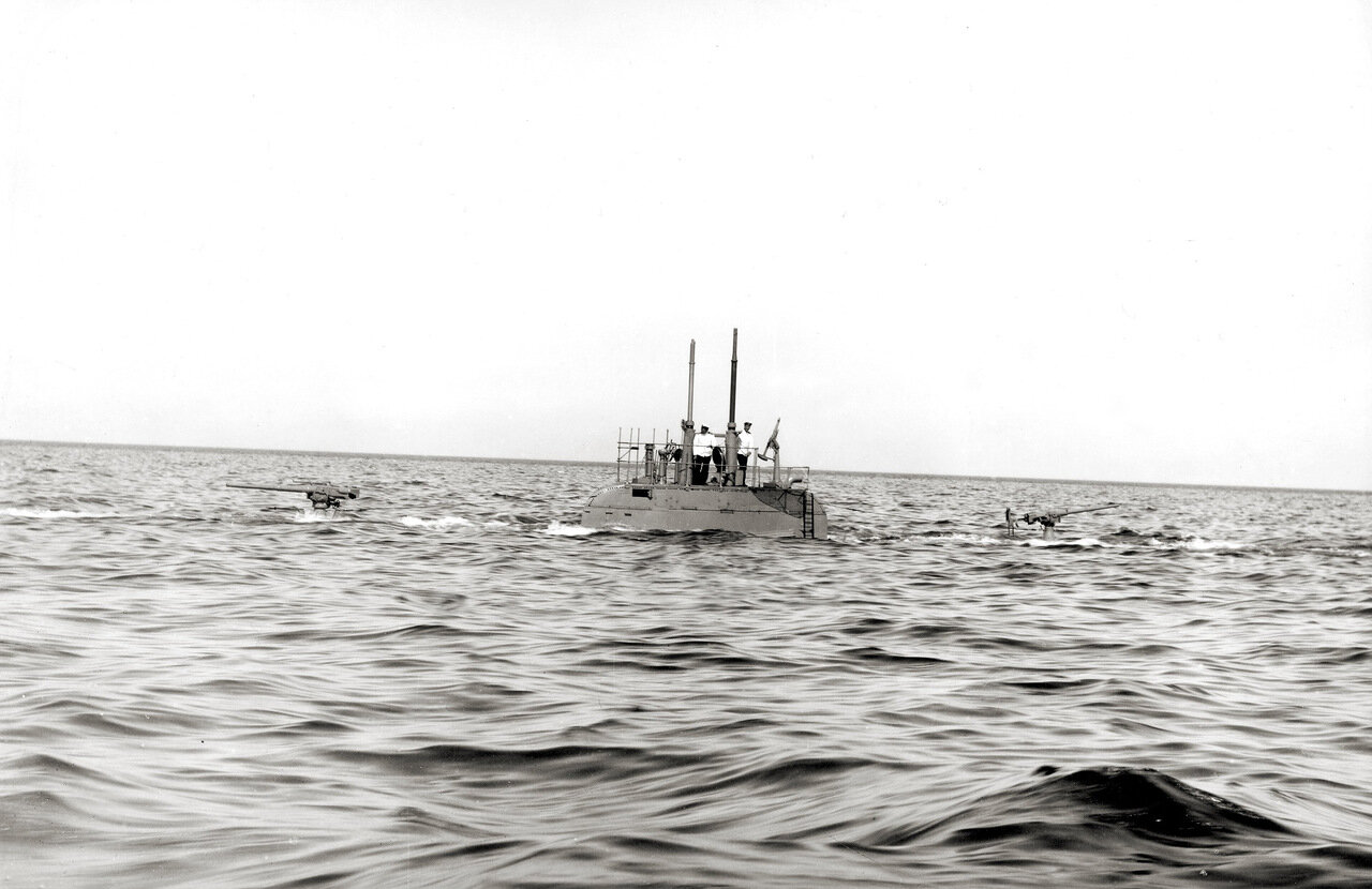 20. Подводная лодка «Барс»