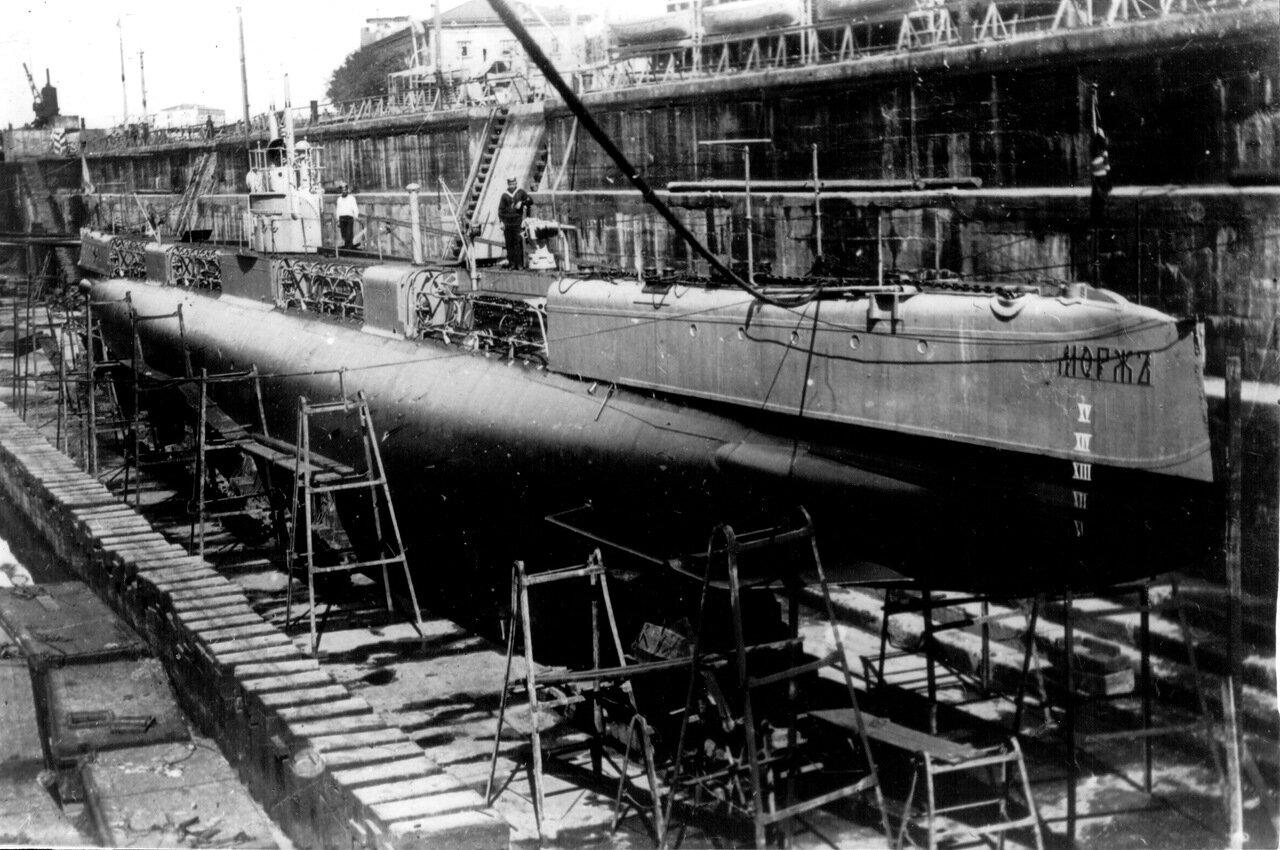 28. Подводная лодка «Морж»