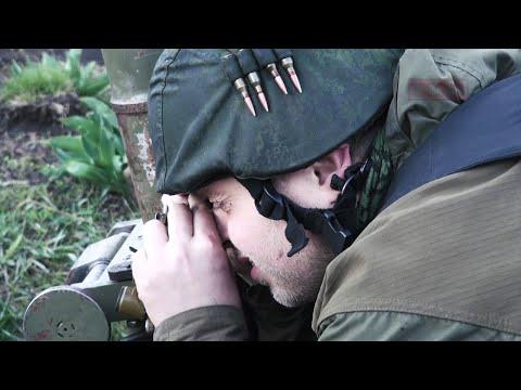 Бывший преподаватель ДонНТУ, командир минометной батареи рассказал о буднях военного времени