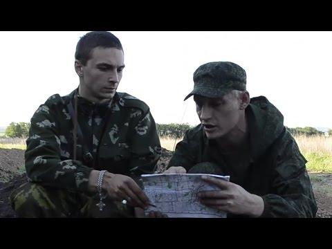 Горловка. Ежедневная тяжёлая военная работа ополченцев