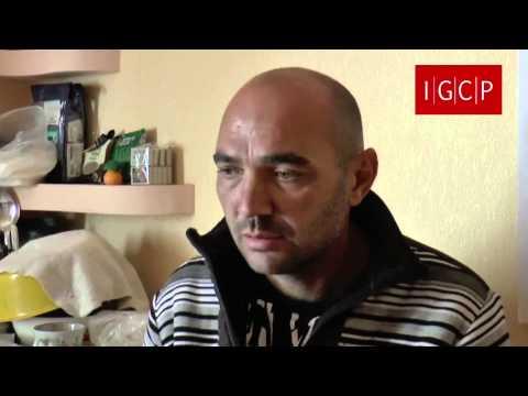 Житель поселка Хрящеватое потерявший всю семью, рассказал о пытках и издевательствах в плену у бойцов ВСУ