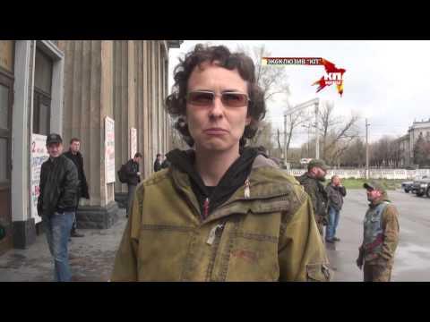 Репортаж КП с сегодняшнего рок-фестиваля в Луганске