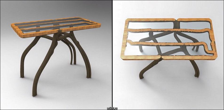 выращиваемая мебель