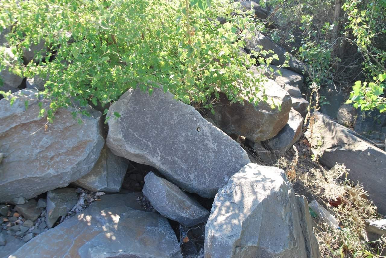 Каменоломня или остатки древнего города Sibved Сибвед