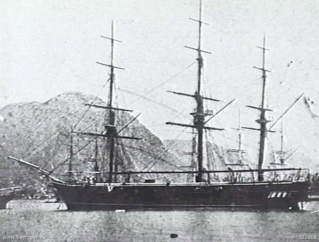 HMS Cossack — винтовой деревянный корвет Королевского военно-морского флота Великобритании, исходно «Витязь».