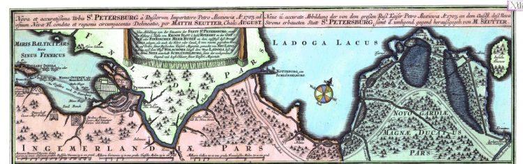 Ладожский канал