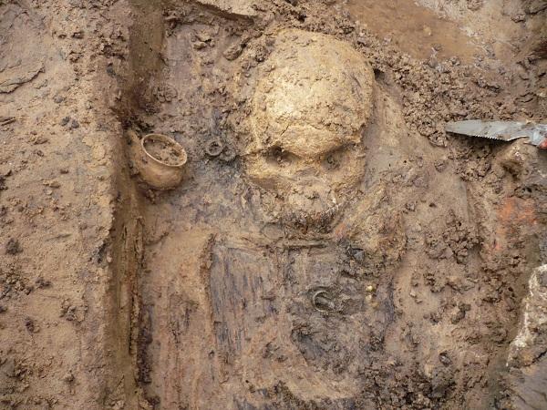 Якобы матрона, жившая в XI веке.