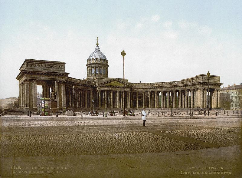 Секреты строительства Санкт-Петербур