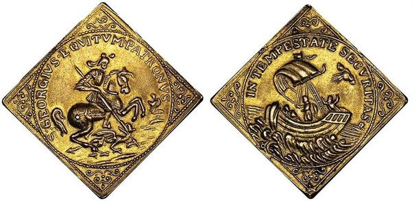 Венгерский золотой дукат