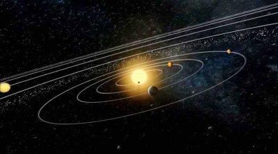 Вселенная: Мрачное будущее Солнца / The Universe: Dark Future Of The Sun (2010) HDRip