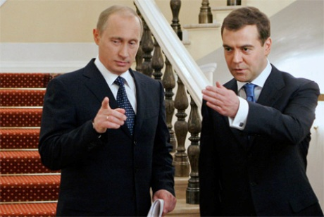 Путин и Медведев как предтечи монархии?