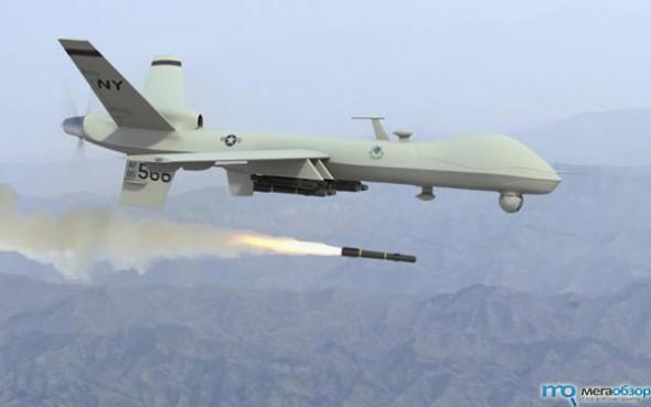 Пакистан попросил США покинуть базу Шамси, используемую для БПЛА