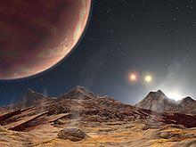 Система тройной звезды