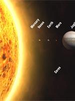 Перечень и размер основных планет нашей солнечной системы