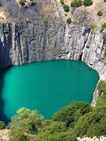 Большая Дыра в Кимберли (Южная Африка)/Big Hole in Kimberly, South Africa