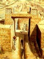 Иллюстрация из статьи Г. Шарова «Цивилизация, утонувшая во времени»