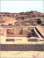 Место раскопок в Мохенджо-Даро