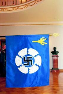 Флаг финских ВВС