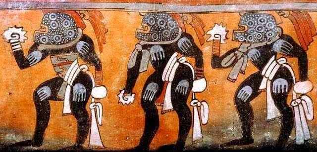 На Земле уже была высокоразвитая цивилизация, и даже не одна