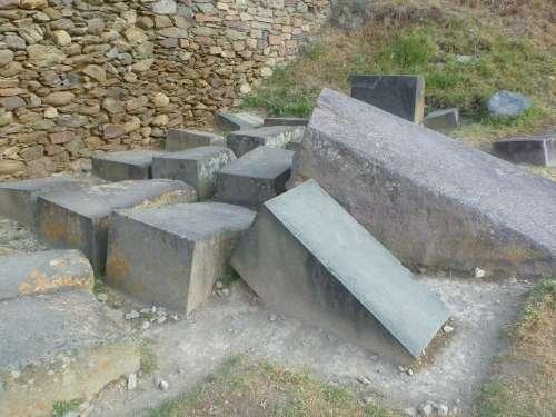 Десять самых невероятных следов древней цивилизации