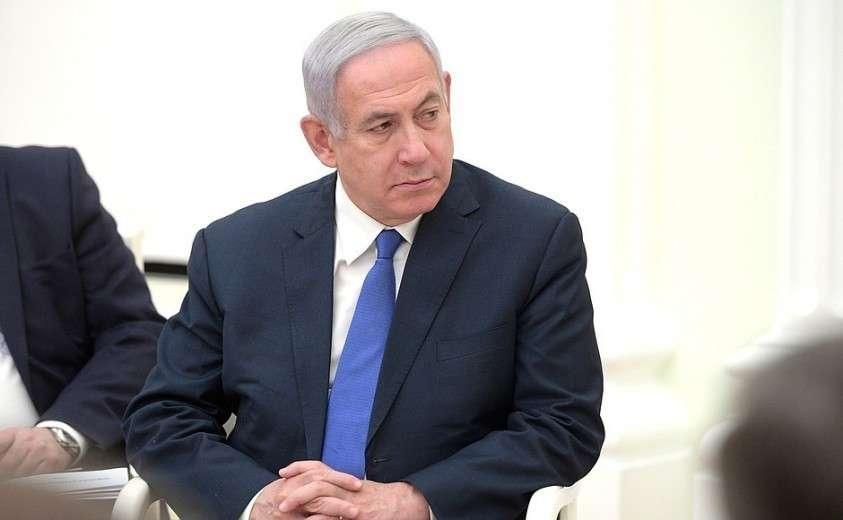 Премьер-министр Государства Израиль Биньямин Нетаньяху.