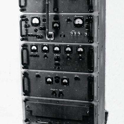 Наземные приборы системы радиоуправления: радиоприемное устройство