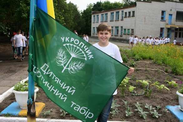 В Днепропетровске открыли лагерь юных нацистов «Укропчик» (ФОТО) | Русская весна