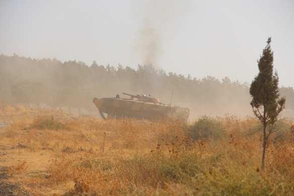 Подробная сводка от ополченца «Тимура» за 3 октября: после ударов ВКС России с поля боя дезертировали более 600 боевиков (+ФОТО) | Русская весна