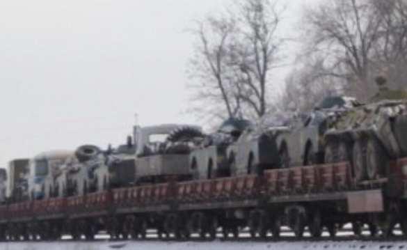 ВАЖНО: 57-я бригада ВСУ в полном составе выдвинулась на Донбасс (ФОТО) | Русская весна