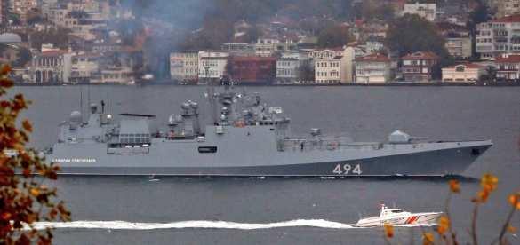 Вооруженный «Калибрами» новейший фрегат ВМС Россииидет в Сирию (ФОТО, ВИДЕО) | Русская весна