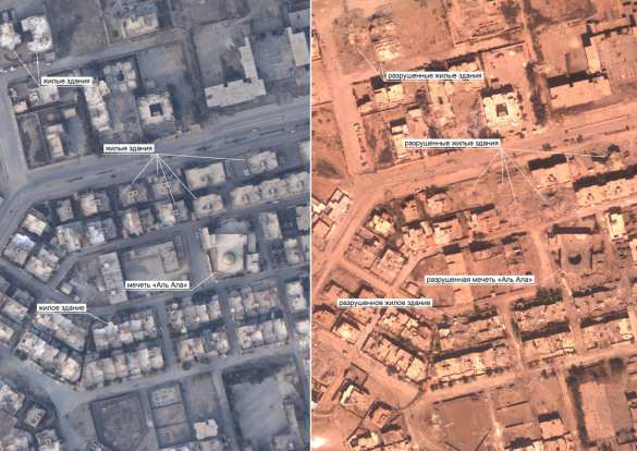 Ад, пахнущий смертью: западные правозащитники в шоке от кровавой бойни, развязанной США в Сирии (ФОТО) | Русская весна