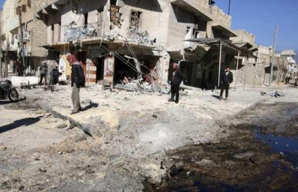 Сирийские боевики теряют Алеппо и могут проиграть войну, — The Washington Post (ФОТО) | Русская весна