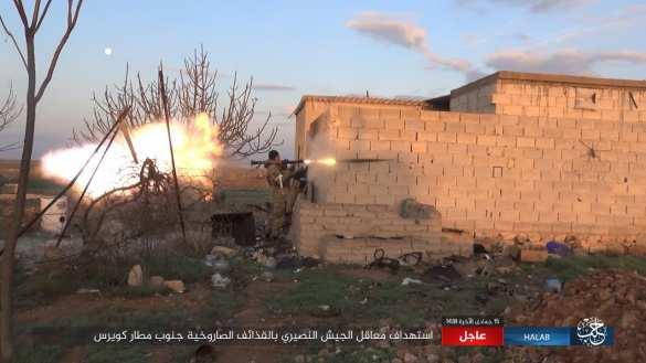 Кадры жестоких боев: «Тигры» и ВКС освобождают 8 поселков, ИГИЛ бросает большие силы для защиты последнего оплота в Алеппо (ФОТО) | Русская весна