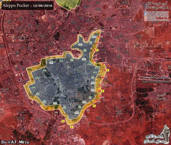 СРОЧНО: боевики покидают Алеппо — прямая трансляция (ВИДЕО, ФОТО) | Русская весна