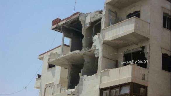 Алеппо в огне: террористы при поддержке Турции продолжают атаки на города (ФОТО) | Русская весна