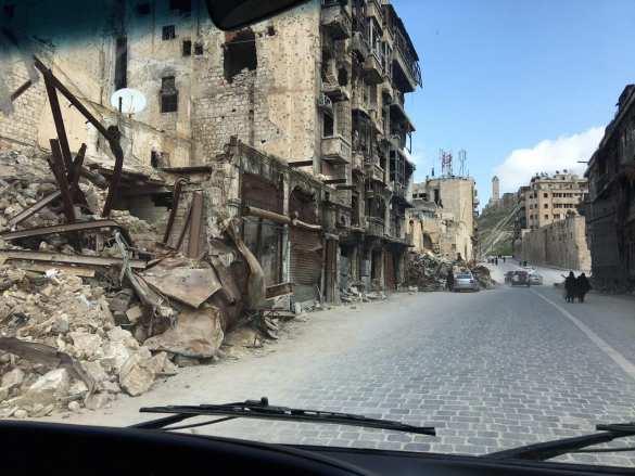 Освобожденный от банд Алеппо: детский смех, Пасха и русская речь на улицах — репортаж РВ (+ФОТО, ВИДЕО) | Русская весна