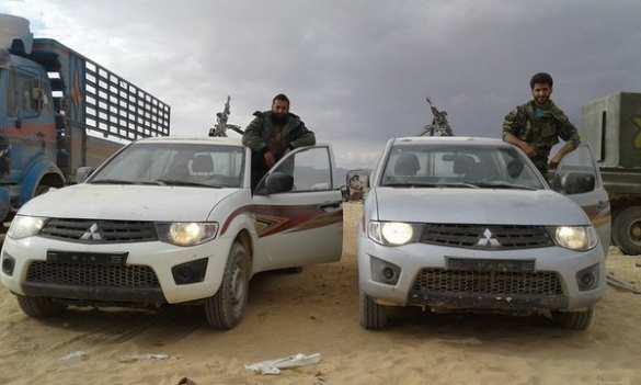 ВАЖНО: Сирийская армия при поддержке ВКС РФ готовится к решающему штурмуПальмиры (КАРТА+ФОТО) | Русская весна