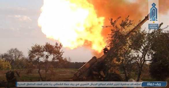 Кровавый провал в Сирии: Орды боевиков бросились на прорыв из Идлиба (ФОТО) | Русская весна