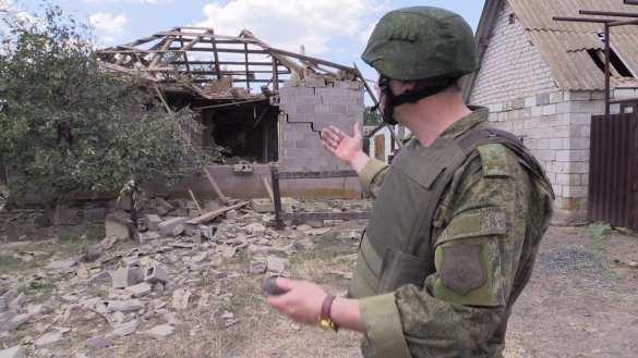 Донбасс: привыкание к боли (ФОТО) | Русская весна