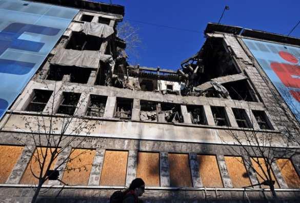 Окровавленная Сербия: чудовищные преступления фашистов НАТО, геноцид в XXI веке (ФОТО) | Русская весна