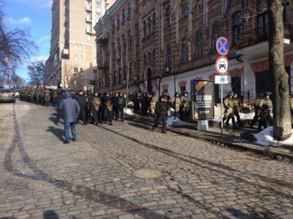 МОЛНИЯ: прямо у администрации Порошенко объявлен новый «Майдан» (+ФОТО) | Русская весна