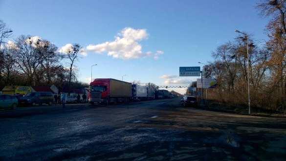 Блокада российских фур набирает обороты: подключились ещё две области (ФОТО, ВИДЕО) | Русская весна