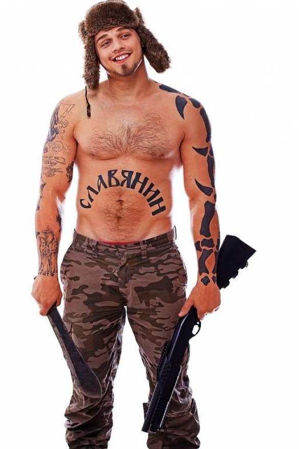 Убитый грабитель инкассаторов оказался боевиком «Азова» ичемпионом Латвии поборьбе (ФОТО, ВИДЕО) | Русская весна