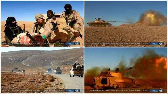 Жестокие бои за Пальмиру: кадры наступления ИГИЛ (ФОТО, ВИДЕО)   Русская весна