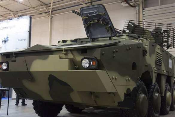 Порошенко «создал» БТР, соответствующий стандартам НАТО (ФОТО) | Русская весна