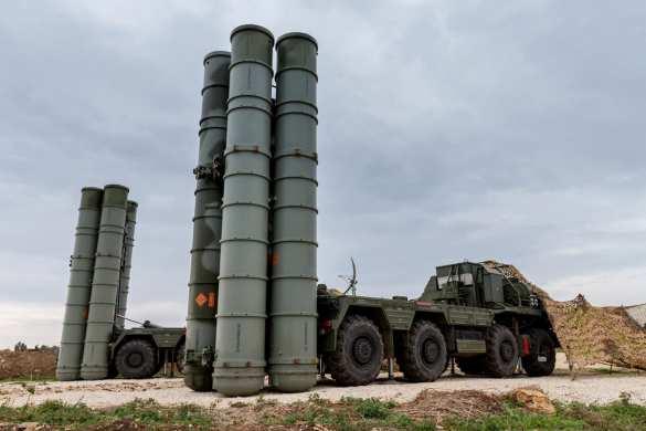 «Триумф» в Сирии — Минобороны РФ опубликовало фотографии С-400 на боевом дежурстве (ФОТО) | Русская весна